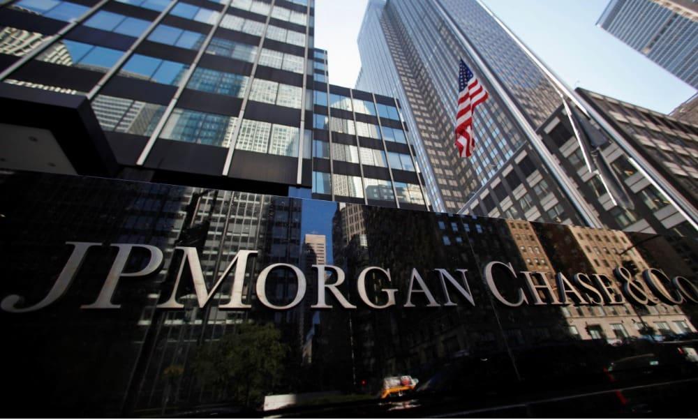 JPMorgan ganancias tercer trimestre