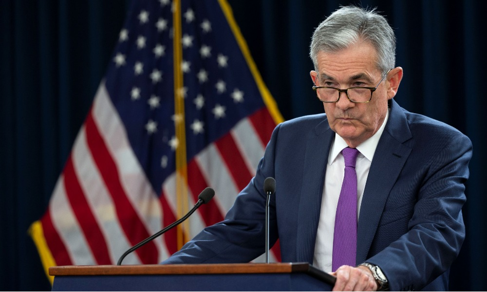 Jerome Powell, Fed