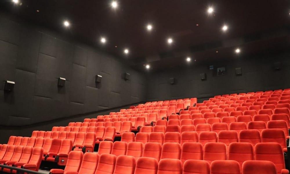 Sala de cine de Cinemaxx en Plaza Tamini