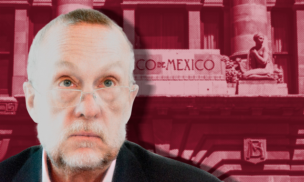 Jonathan Heath, la apuesta de AMLO para subgobernador de Banxico.