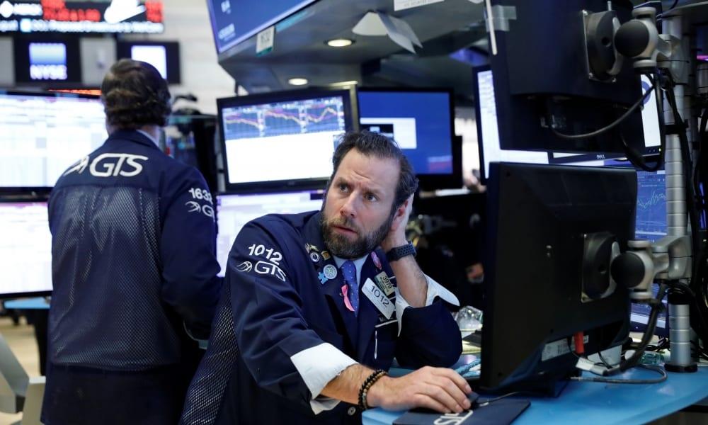 Operador de Wall Street Reuters
