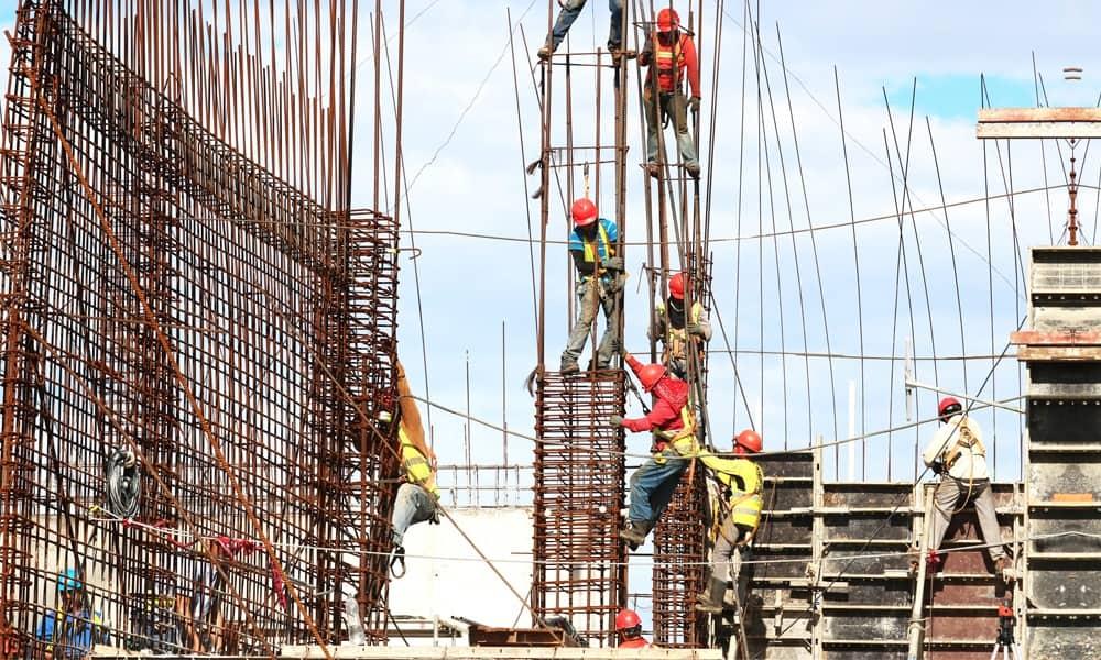 construcción en mexico