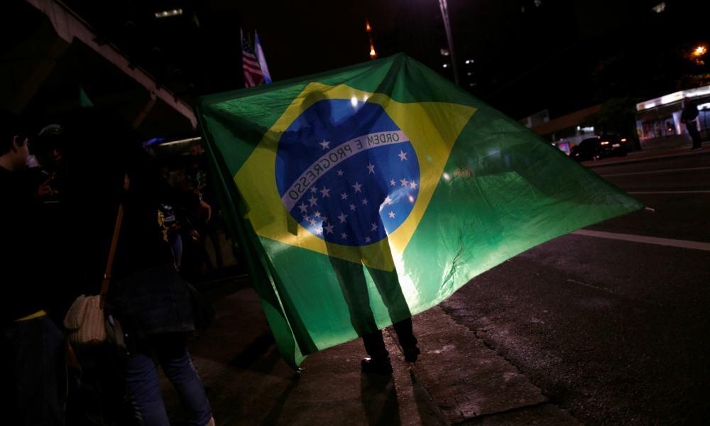 Jornada electoral en Brasil