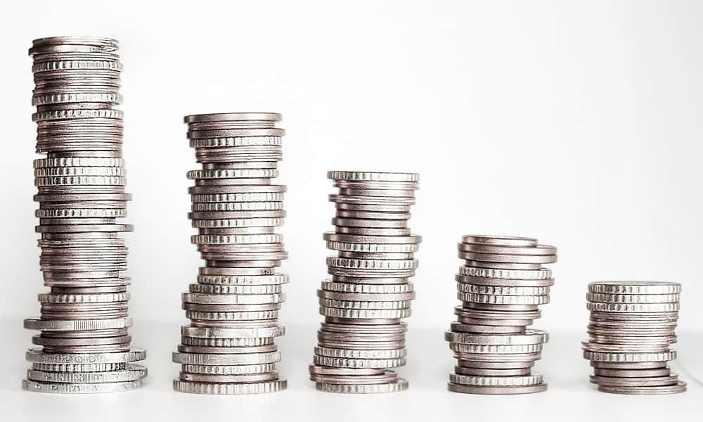 Monedas. (Pixabay)