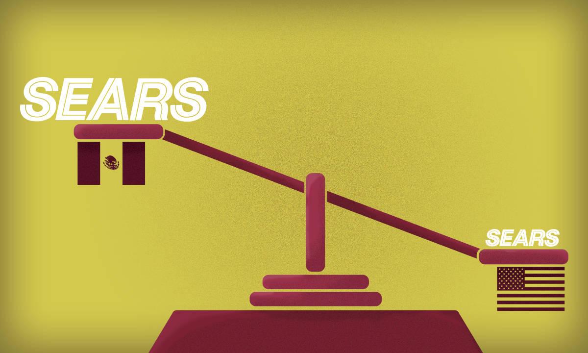 Sears de Estados Unidos, está a un paso de la muerte, pero la marca en México se mantiene viva y con planes de crecimiento. (Foto: Especial El CEO).