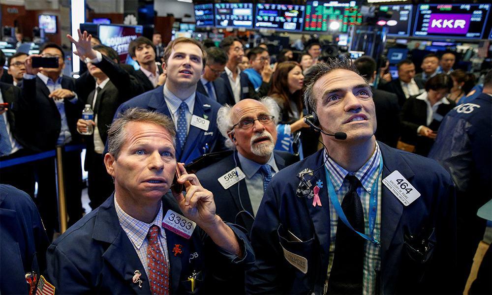 S&P 500 racga de