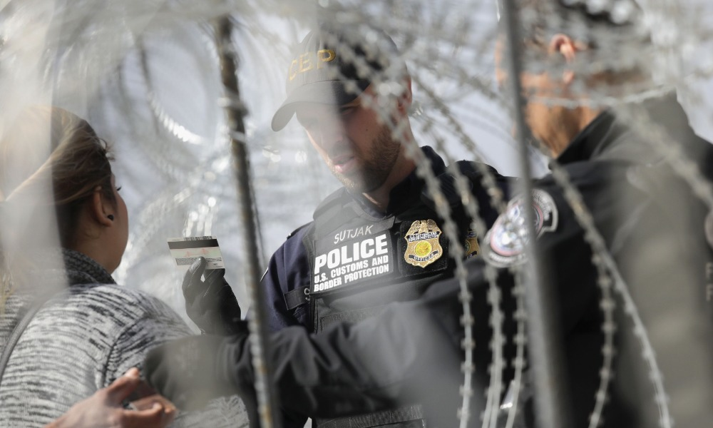 frontera estados unidos, patrulla fronteriza