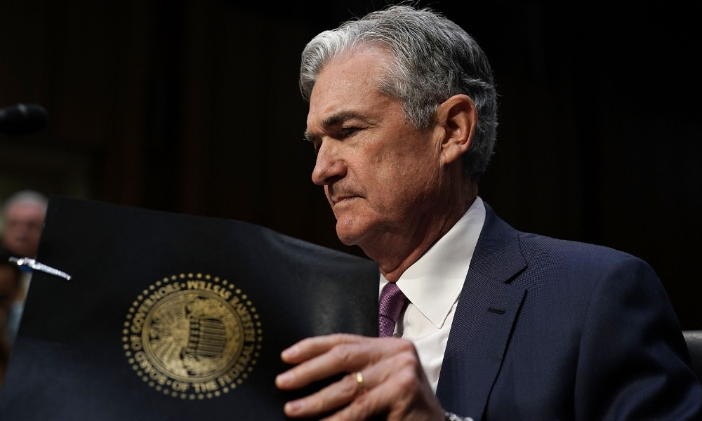 Jerome Powell (Getty Images)