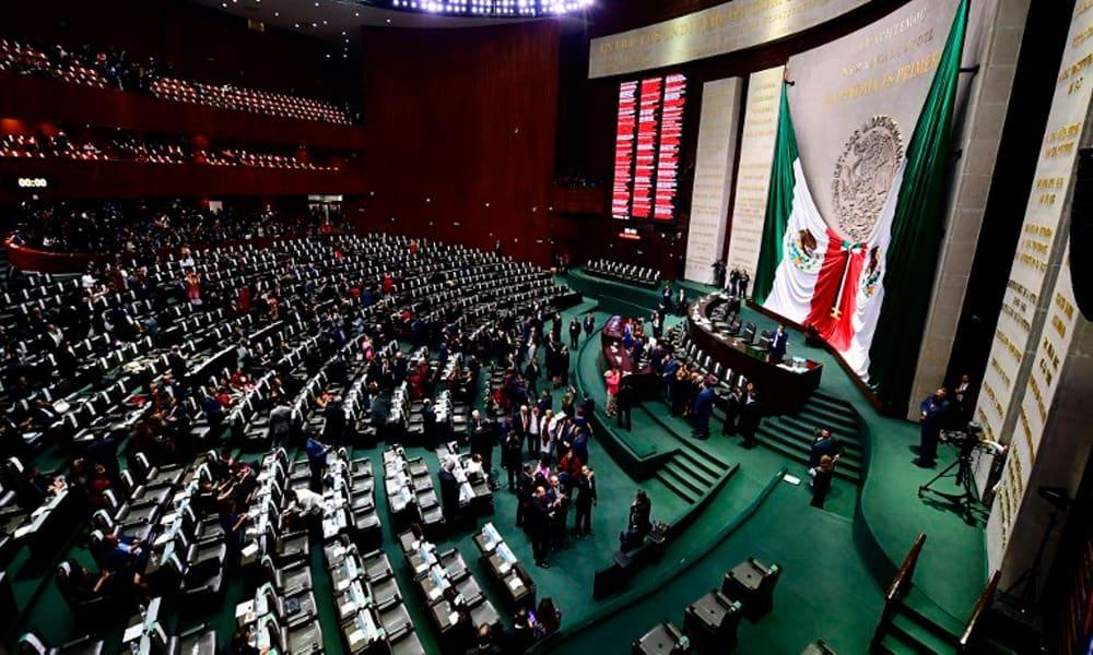 Palacio Legislativo de San Lázaro (AFP)