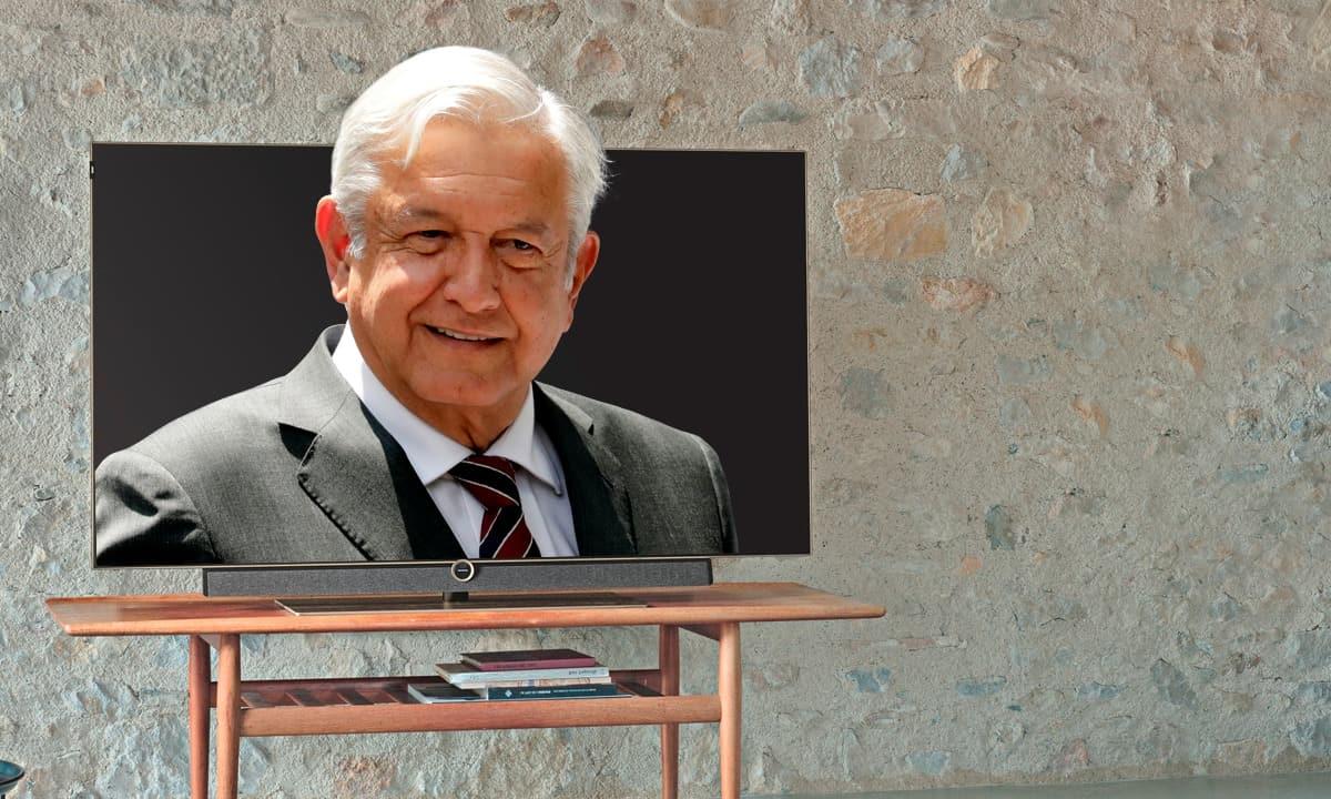 El presidente electo envía señales de reconciliación a las televisoras. (Foto: Especial)