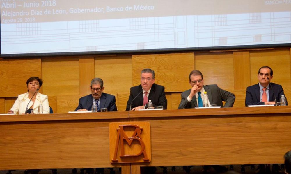 Junta de Gobierno del Banxico