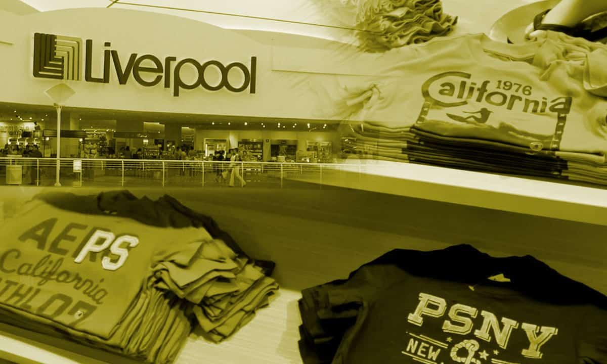 Liverpool cedió el control de sus marcas Aéropostale y Chico's a Fashion Depot.