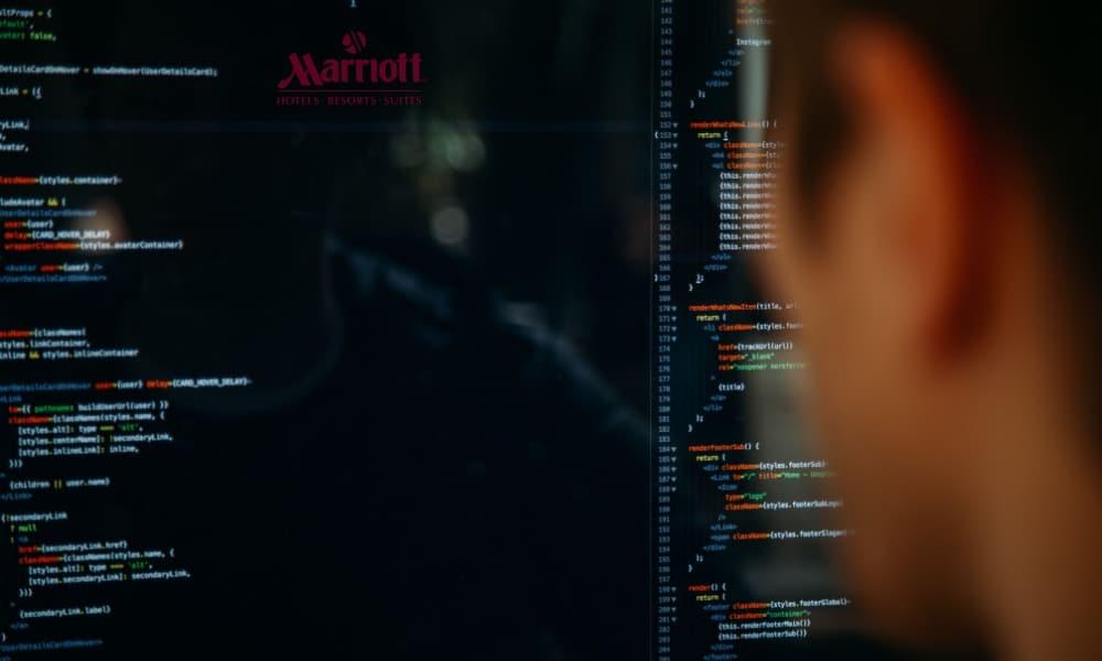 Hacker, Marriott