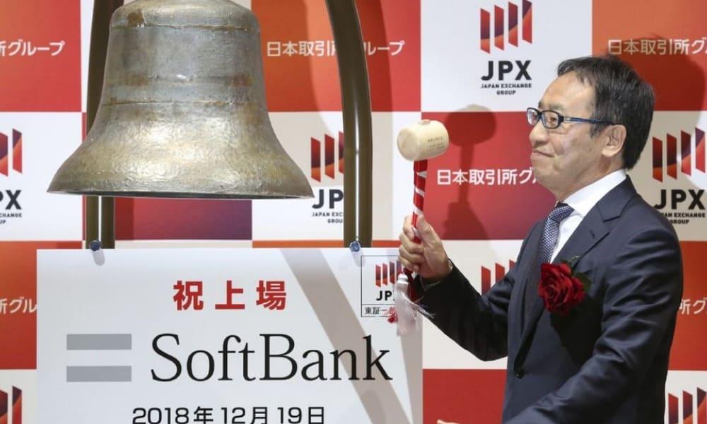 Ken Miyauchi, Softbank