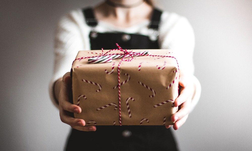 regalo, navidad, present, christmas