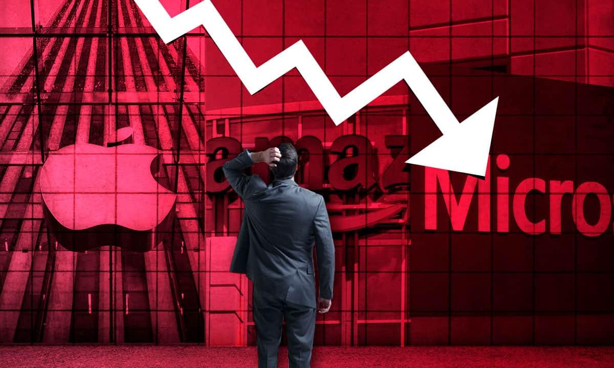 Pérdidas en mercados por guerra comercial