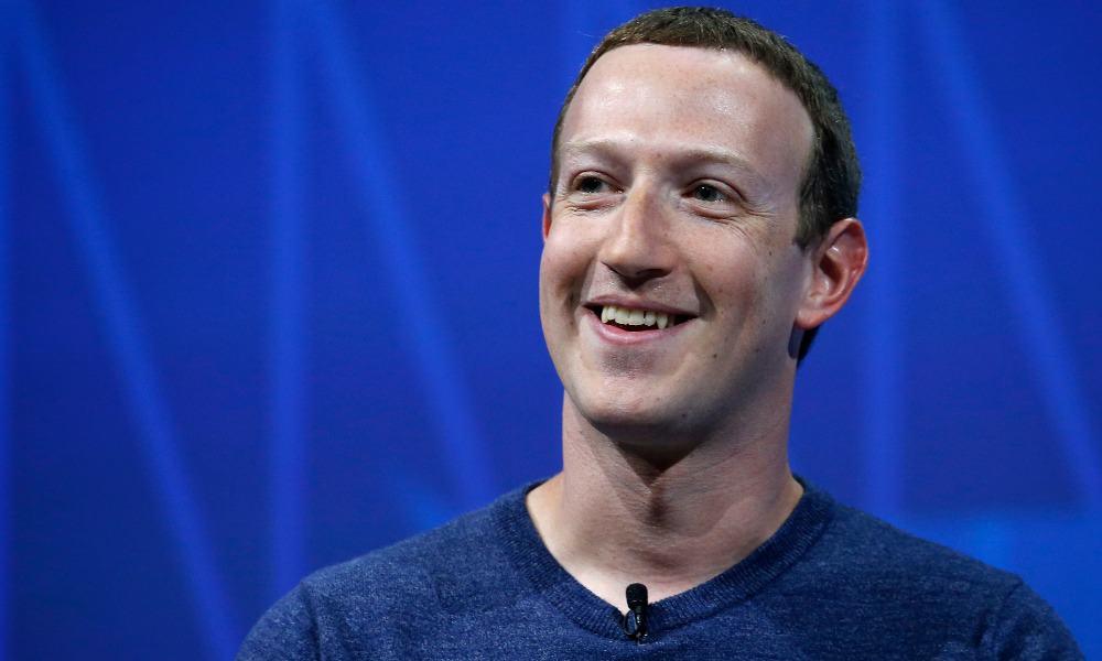 Zuckerberg fortuna