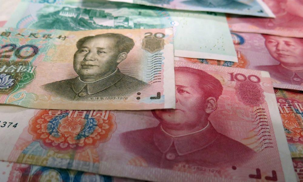 china, yuan