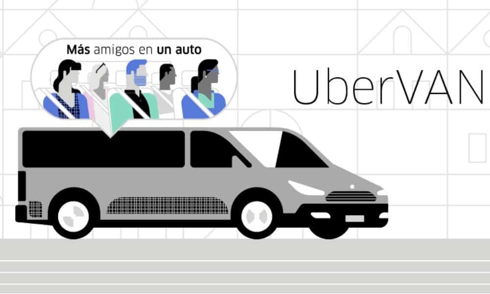Uber Van, Uber