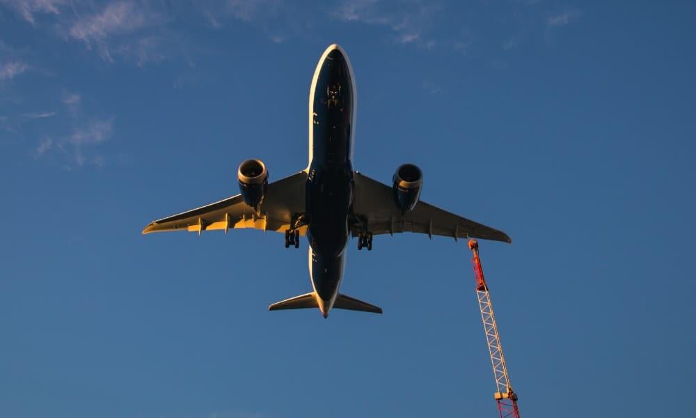 sector aéreo Estados Unidos 1T21