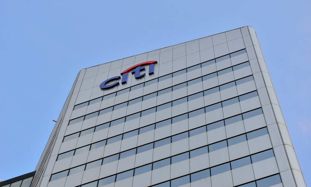 Citigroup se deslista de la BMV