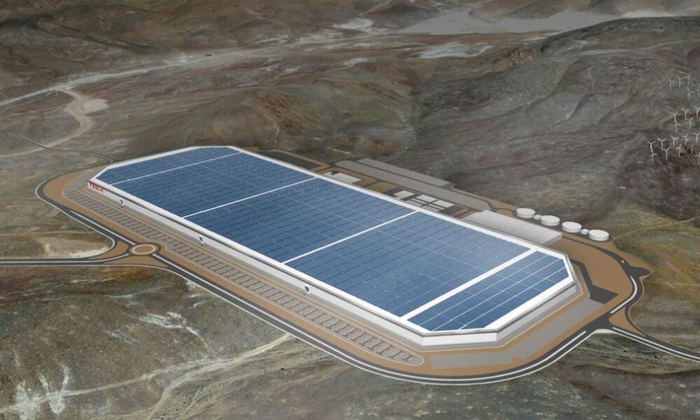Gigafábrica de Tesla en China