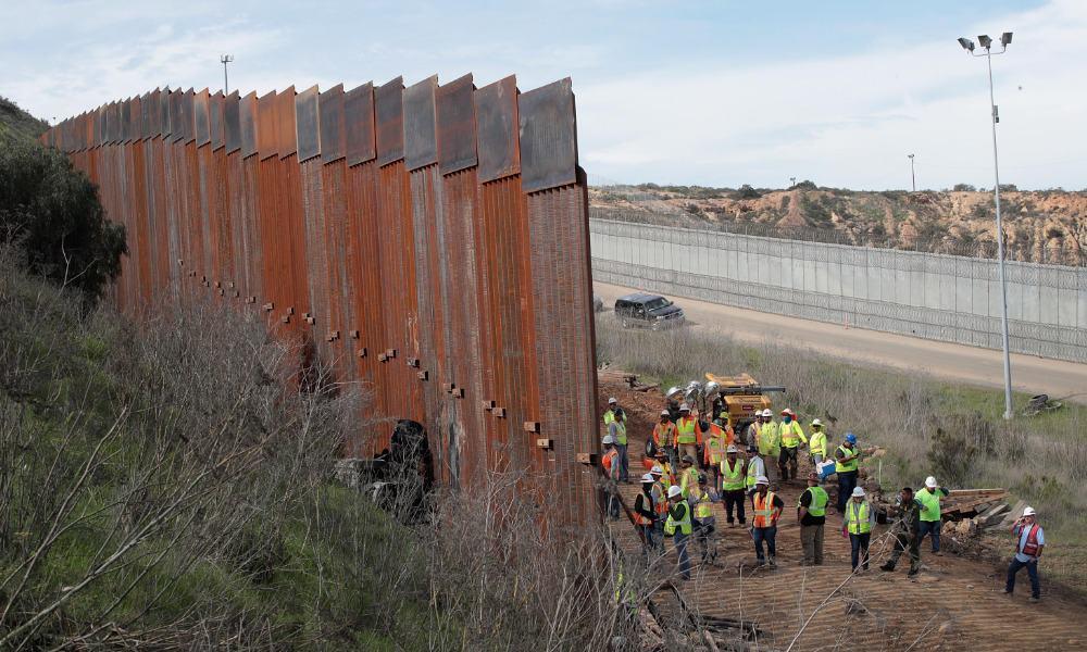 Tijuana, Tijuana frontera