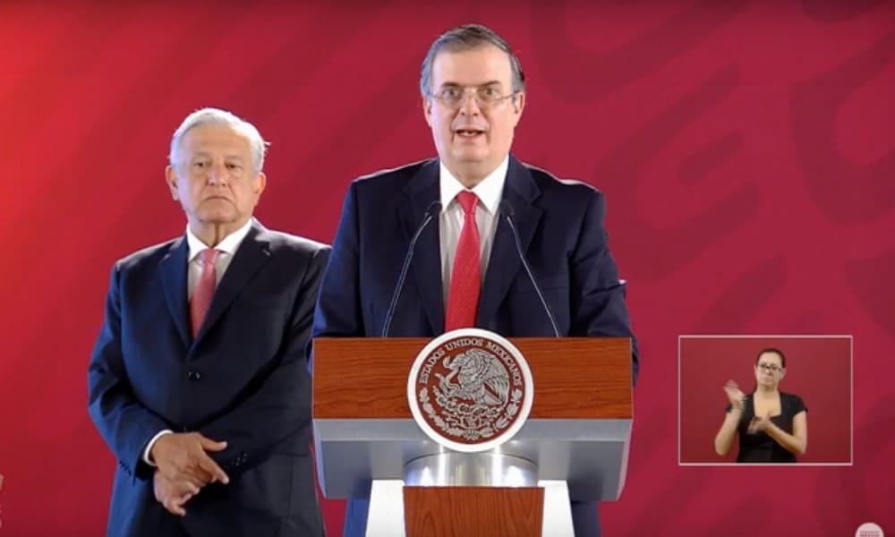 Marcelo Ebrard, Andrés Manuel López Obrador