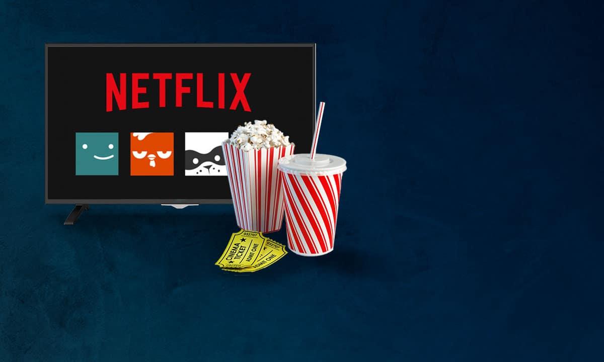Netflix y cine