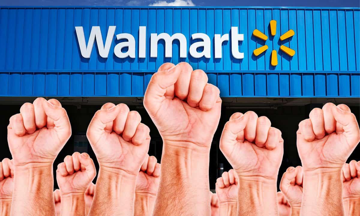 Walmart huelga