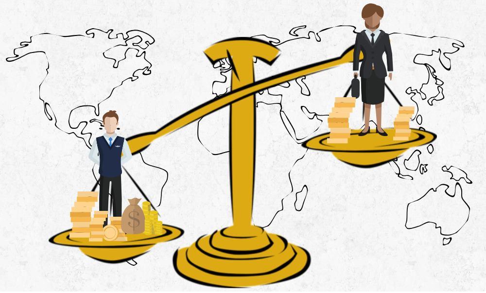 equidad, brecha salarial