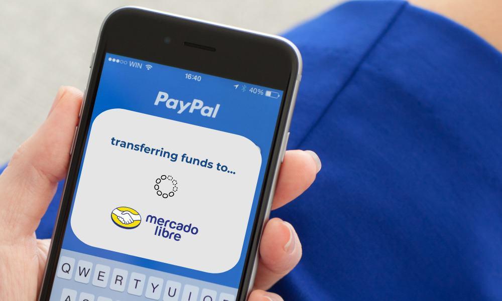 PayPal, Mercado Libre