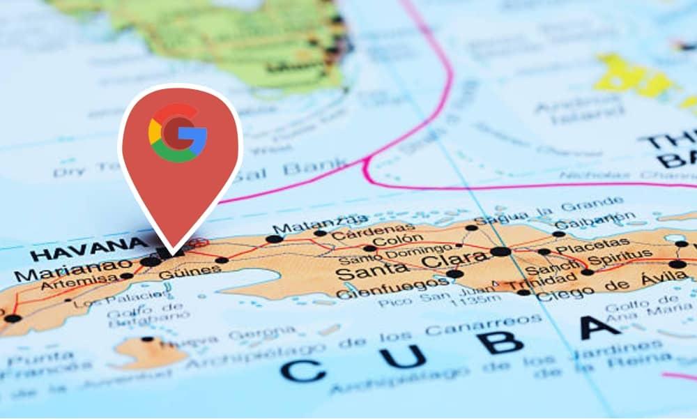 Cuba, Google