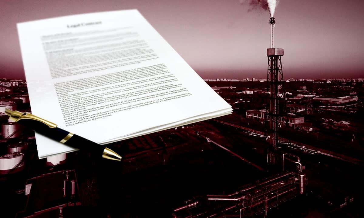 contratos refineria dos bocas