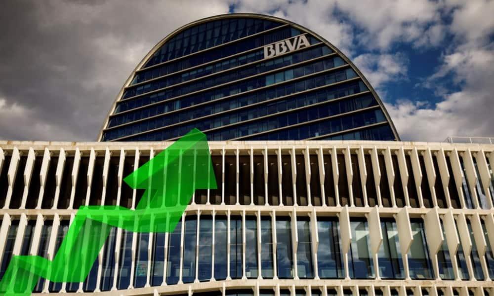 El beneficio de BBVA cae un 3,7% hasta junio