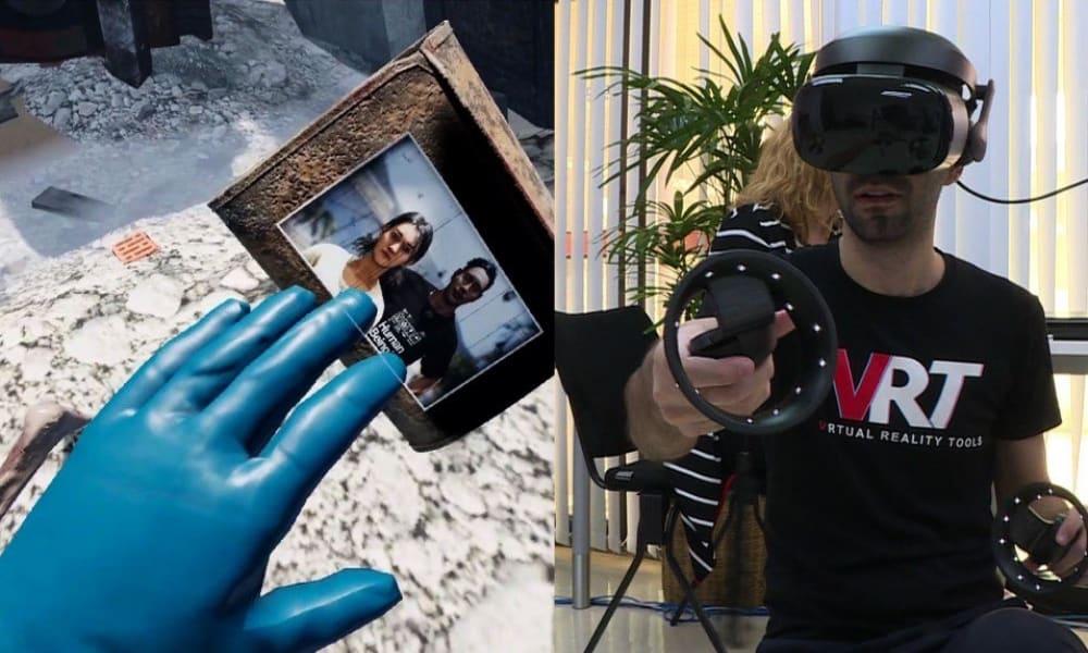 Caso de realidad virtual de la Cruz Roja