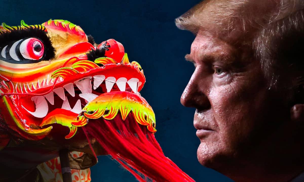 Estados Unidos compañías chinas