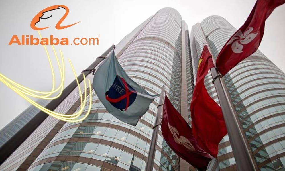 Alibaba, Hong Kong Stock Exchange
