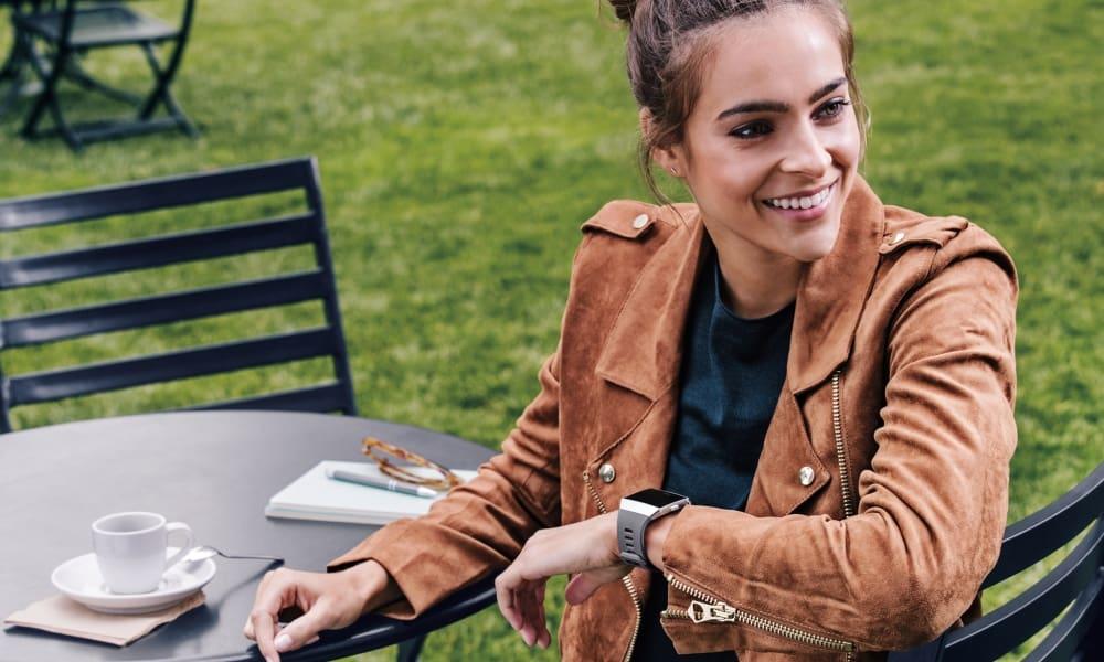 Monitores de salud de Fitbit