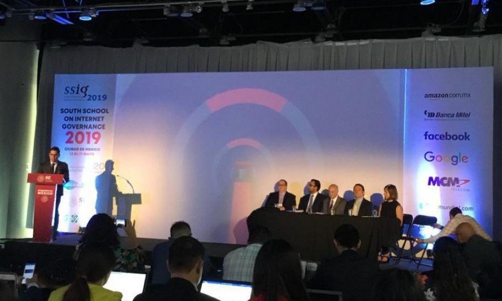 Durante la Escuela Sur de Gobernanza de Internet 2019 se habló de una empresa estatal que provea internet