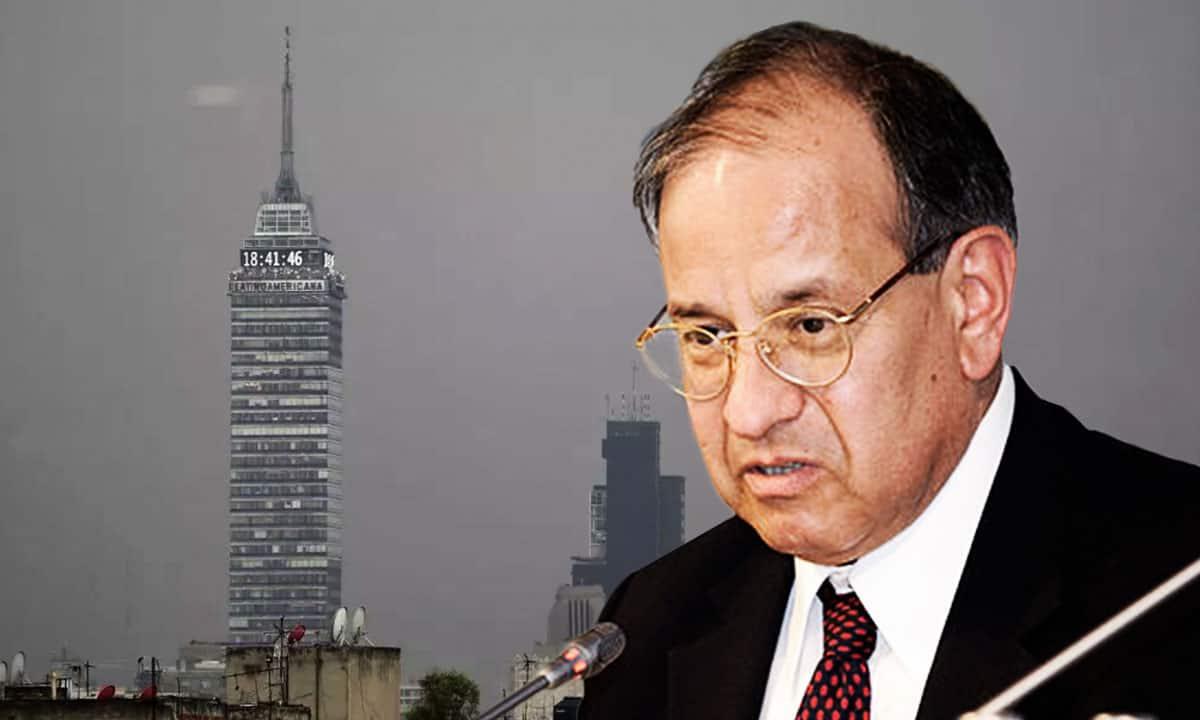 Víctor Hugo Páramo, titular de la Comisión Ambiental de la Megalópolis (CAMe)
