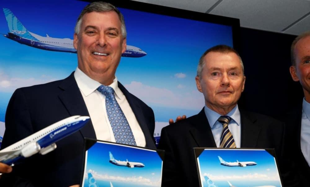 Boeing, Kevin McAllister, Willie Walsh