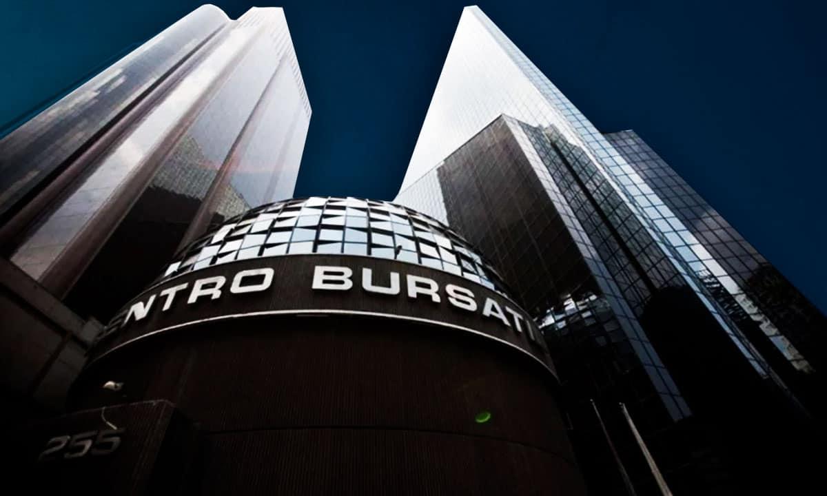 La bolsa mexicana baja por decisión de Banxico de mantener los tipos
