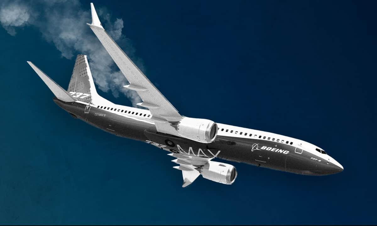 Acciones de Boeing.