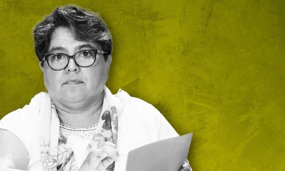 Raquel Buenrostro es la nueva titular del SAT