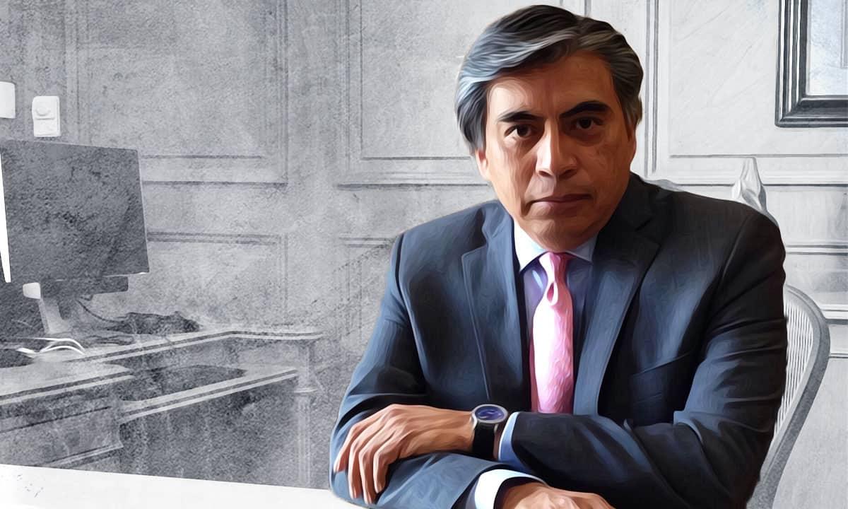 Gerardo Esquivel, subgobernador de Banco de México.