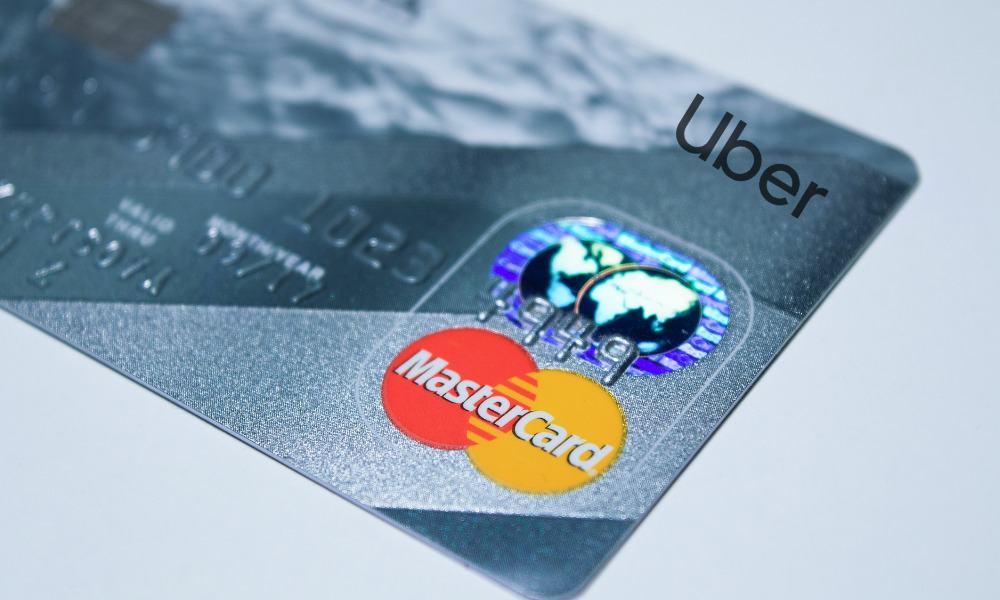 Uber, Mastercard
