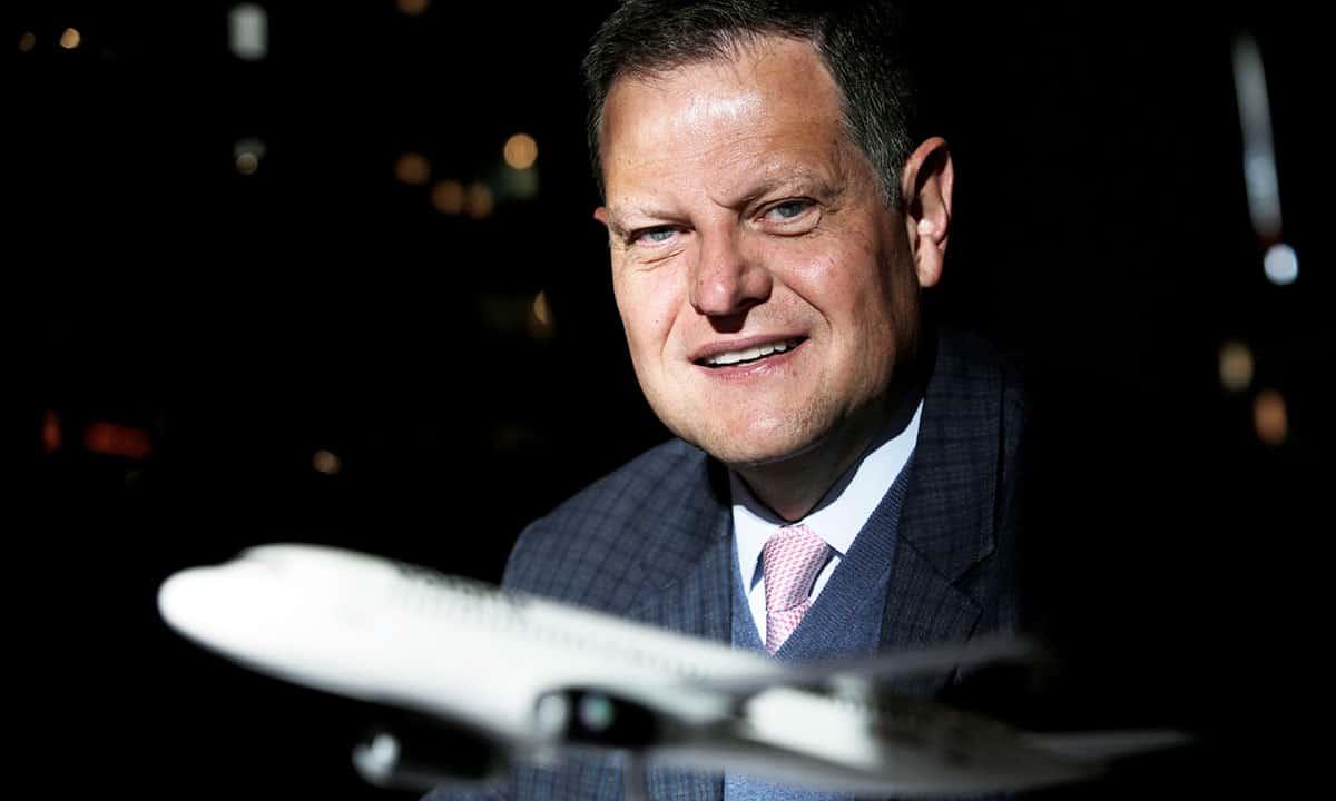 Enrique Beltranena, CEO de Volaris