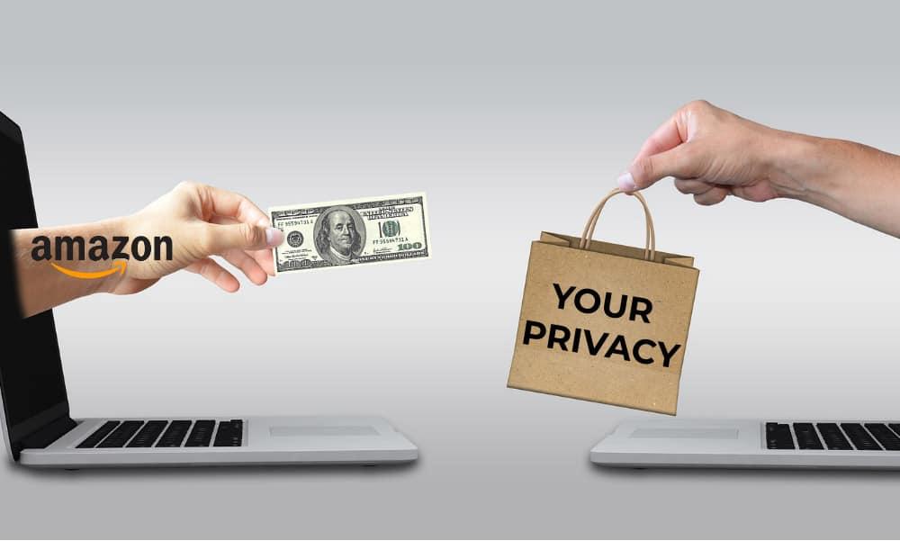 amazon, privacidad