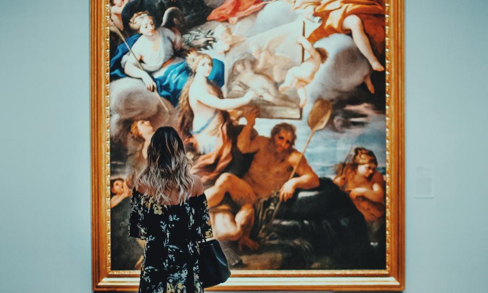 Arte como garantía de créditos